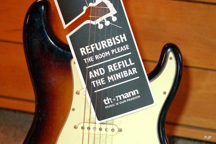 Hiseman Gitar