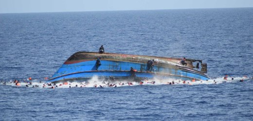 Migrants rescue off the Libyan coast